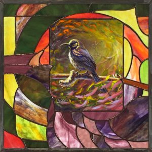 tableau-vitrail, Tableau-Vitrail | SOUIMANGA, Nature2Art.com