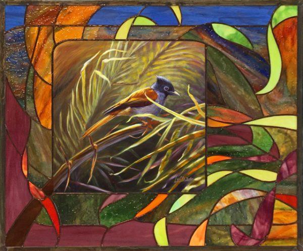 tableau-vitrail, Tableau-Vitrail | TCHITREK, Nature2Art.com