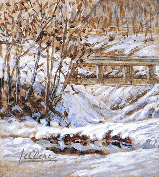 Luc LeClerc, artiste-peintre