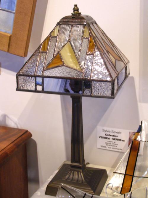LAMPE-COLECTION-VERRE-SI-VERRE-SA