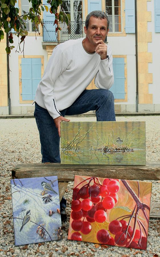 Luc LeClerc ARTISTE-PEINTRE