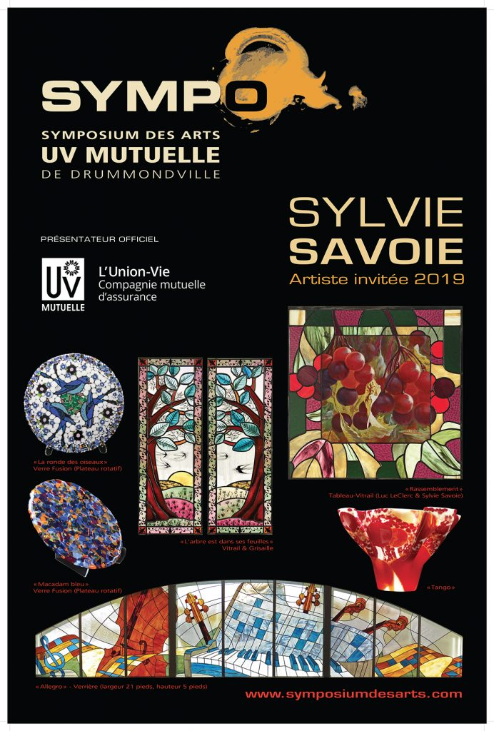 Symposium des Arts UV Mutuelle de Drummondville, Symposium des Arts UV Mutuelle de Drummondville, Nature2Art.com, Nature2Art.com