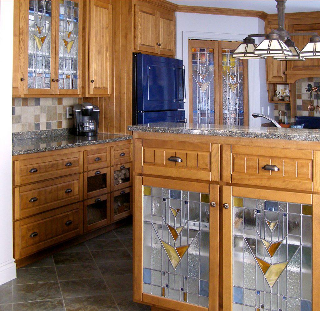 Vitraux d 39 architecture nature2art sylvie savoie luc for Art et cuisine rm 101