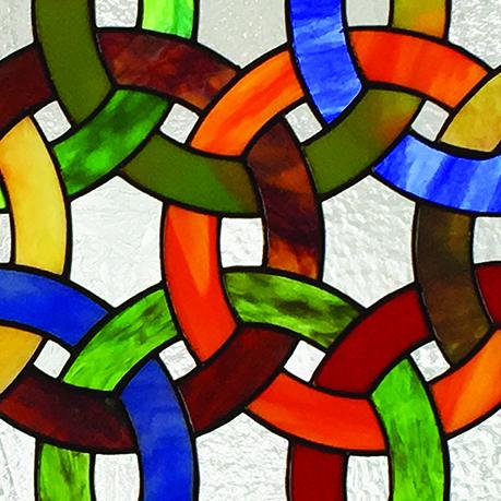 Vitrail, Vitrail | MARGUERITES, Nature2Art.com