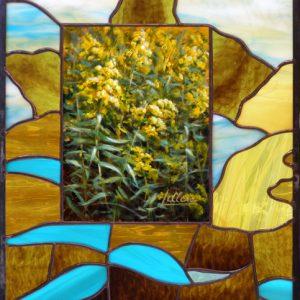 , Tableau-Vitrail | DANS LE BOSQUET, Nature2Art.com, Nature2Art.com