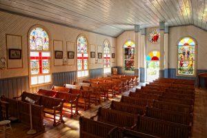 Chapelle du Village Québécois d'Antan